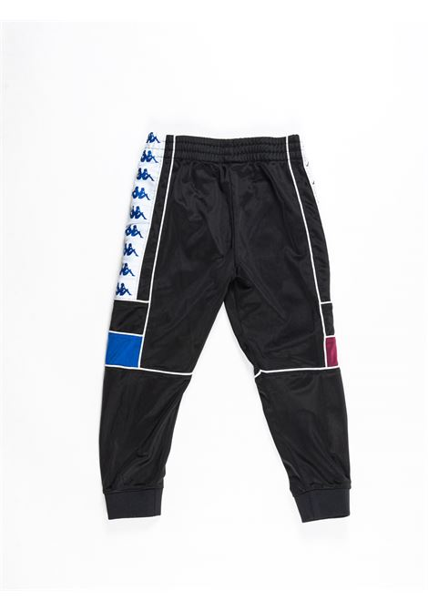 KAPPA | plushy trousers | KAP27NERO