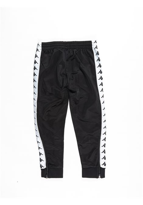 KAPPA | plushy trousers | KAP28NERO