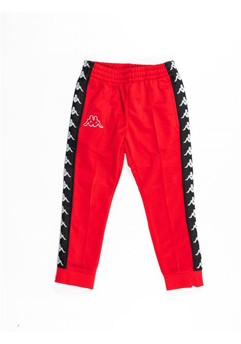 Pantalone felpa Kappa KAPPA | Pantalone felpa | KAP28ROSSO
