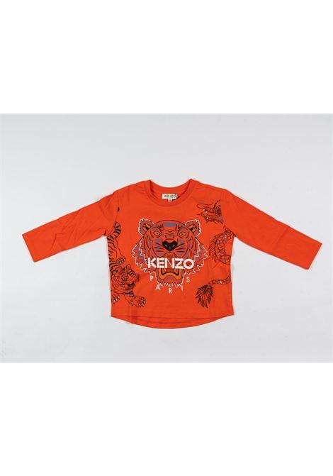 T-shirt Kenzo KENZO | T-shirt m/l | KEN79ARANCIO