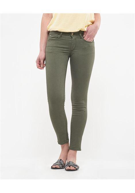 Pantalone donna LE TEMPS DES CERISES | Pantalone | JFHILL00WLCOL201VERDE