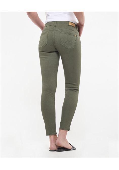 LE TEMPS DES CERISES | trousers | JFHILL00WLCOL201VERDE