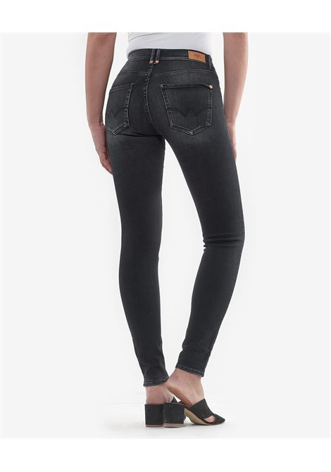 LE TEMPS DES CERISES | jeans  | JFPOWHIGW2044201NERO