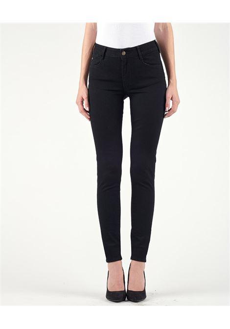Jeans donna LE TEMPS DES CERISES | Jeans | JFPULHSWM1013NERO