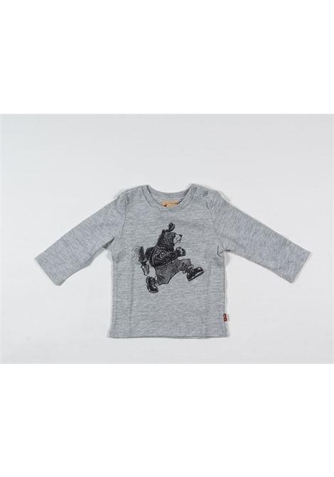 LEVIS | t-shirt long sleeve | LEV52GRIGIO