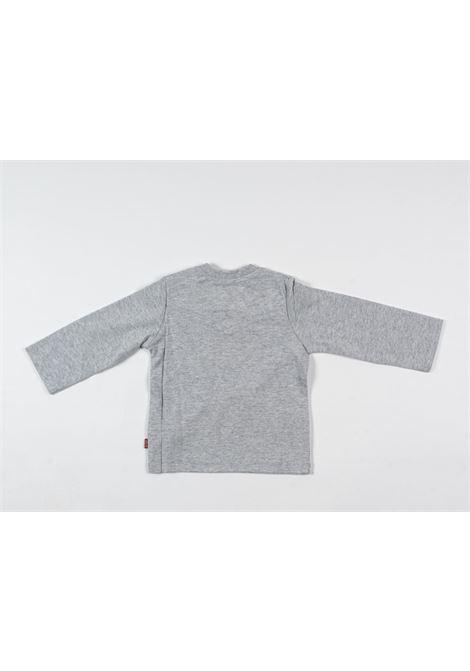LEVIS | t-shirt long sleeve | LEV53GRIGIO