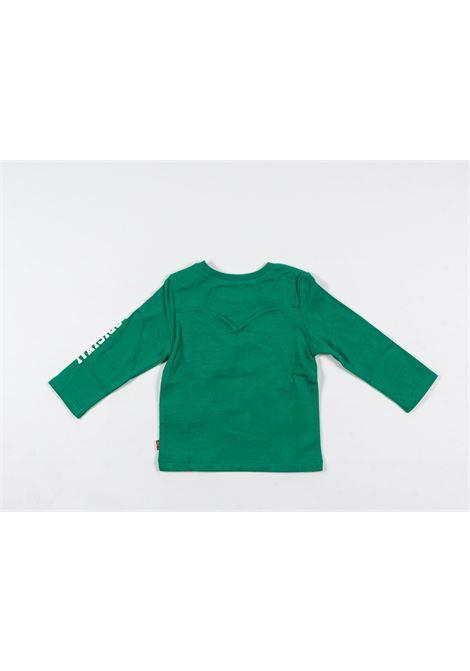 LEVIS | t-shirt long sleeve | LEV54VERDE