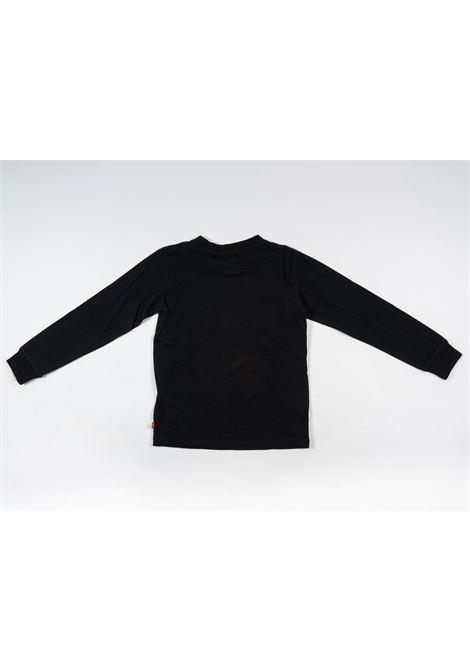 LEVIS | t-shirt long sleeve | LEV59NERO