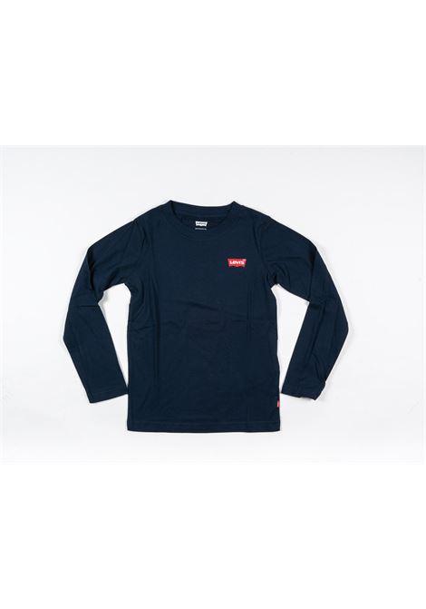 LEVIS | t-shirt long sleeve | LEV69BLU