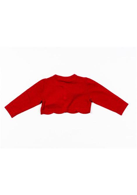 LIU-JO | wool sweater | LIU54ROSSO