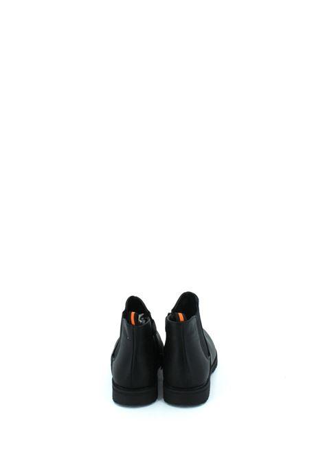 LUMBERJACK | Tronchetto con elastico | TRELA026NERA