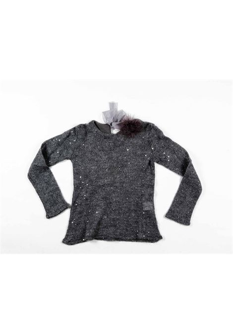 MAGIL | wool sweater | MAG03GRIGIO