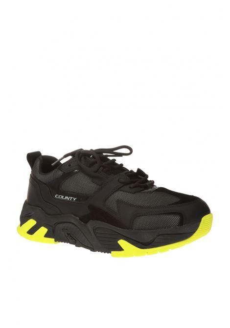 MARCELO BURLON | Sneakers | LEA001101NERA