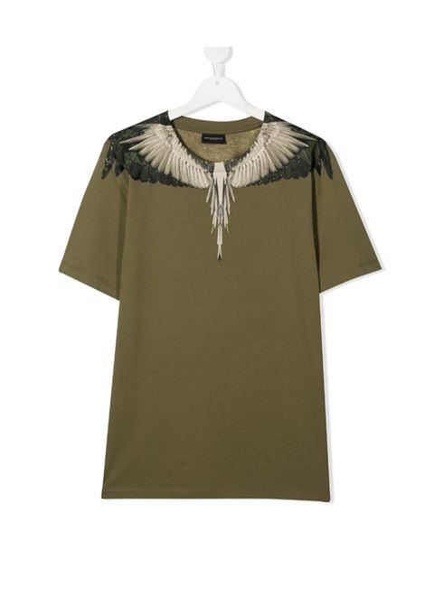T-shirt Marcelo Burlon MARCELO BURLON | T-shirt m/m | MAR123VERDE