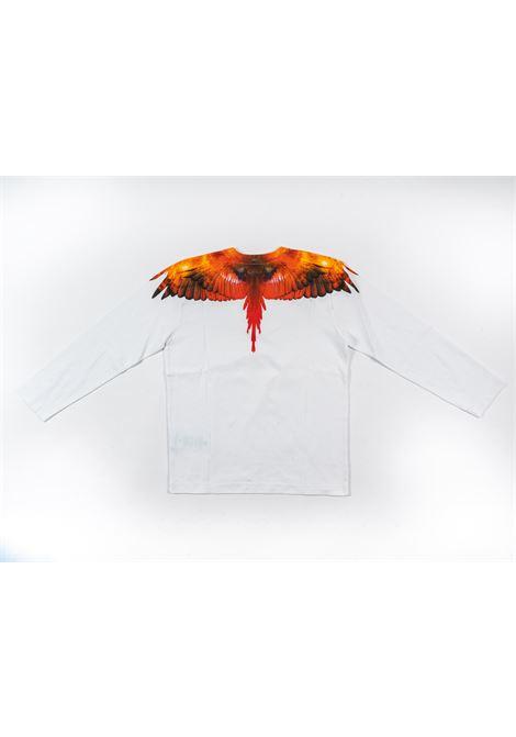 MARCELO BURLON | t-shirt long sleeve | MAR144BIANCO