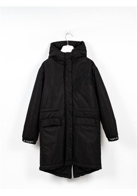 MARCELO BURLON | jacket | MAR159NERO