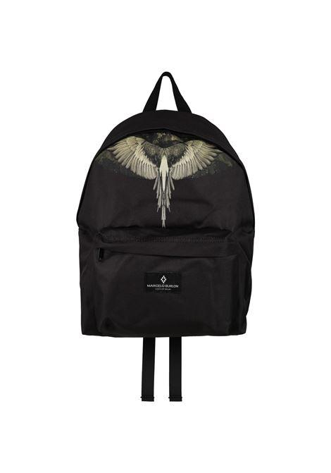 MARCELO BURLON | backpack | MAR160NERO