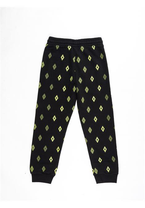 Pantalone felpa Marcelo Burlon MARCELO BURLON | Pantalone felpa | MAR390NERO