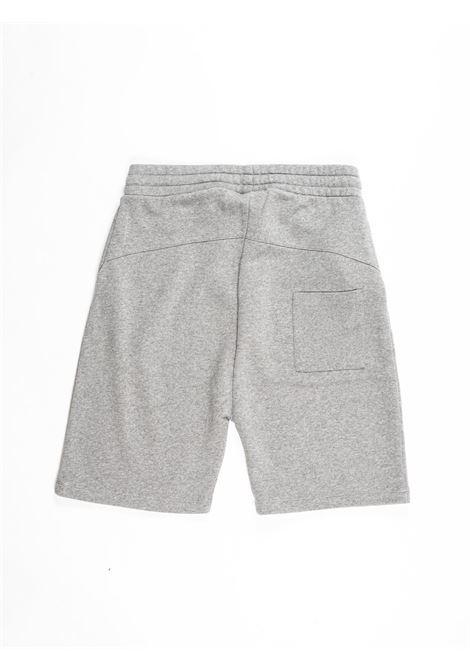 MARCELO BURLON | plushy trousers | MAR397GRIGIO