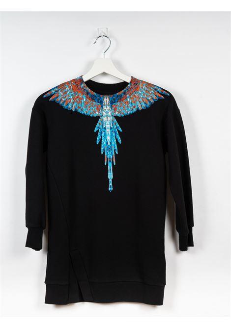 MARCELO BURLON | Dress | MAR402NERO
