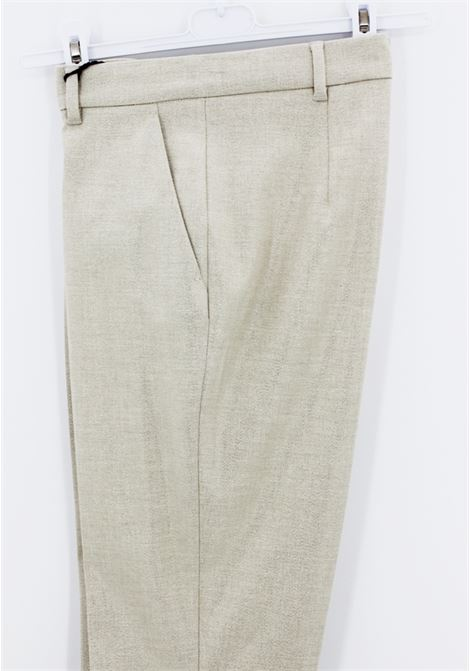 MAXMARA | trousers | MAXCILENOBEIGE