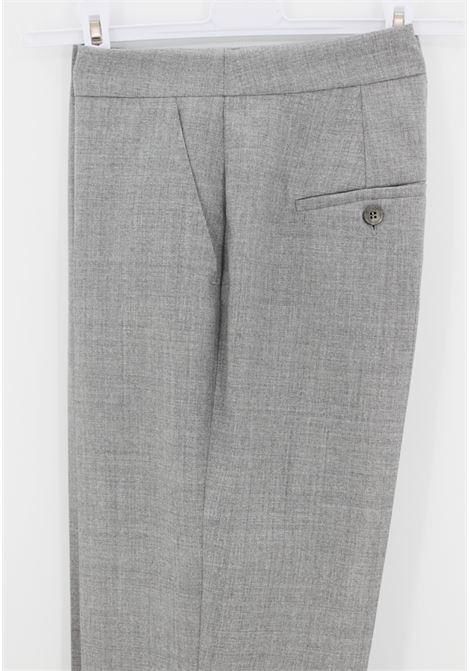 MAXMARA | trousers | MAXGIOGRIGIO