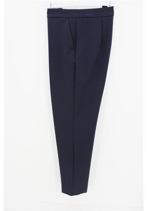Pantalone MaxMara MAXMARA | Pantalone | MAXPEGNOBLU