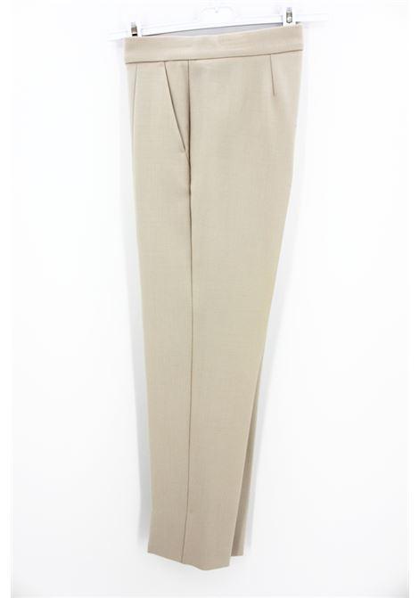 MAXMARA | trousers | MAXSASSARIBEIGE