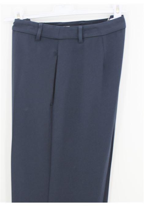 Pantalone 'S MaxMara MAXMARA | Pantalone | MAXZENONEBLU