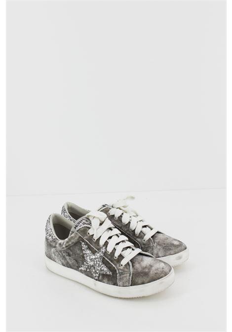MELINE   Sneakers   SNEAK053GRIGIA