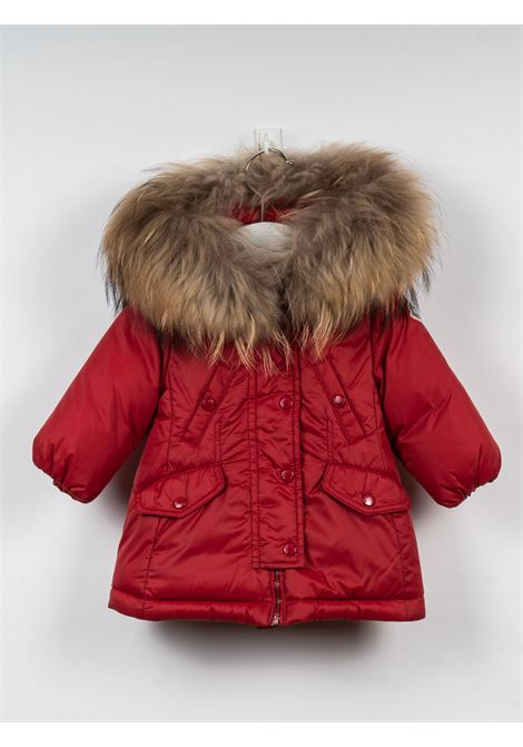 MONCLER | jacket | MON274ROSSO