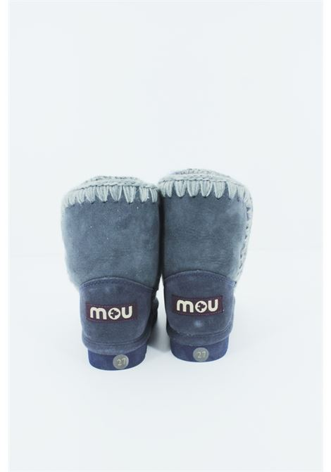 Eskimo Boot Mou MOu | Stivale | MOU005BLU