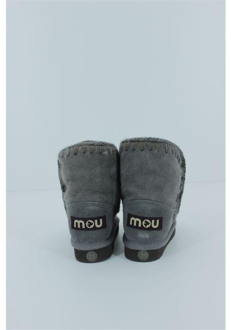 Eskimo Boot Mou MOu | Stivale | MOU1002GRIGIA