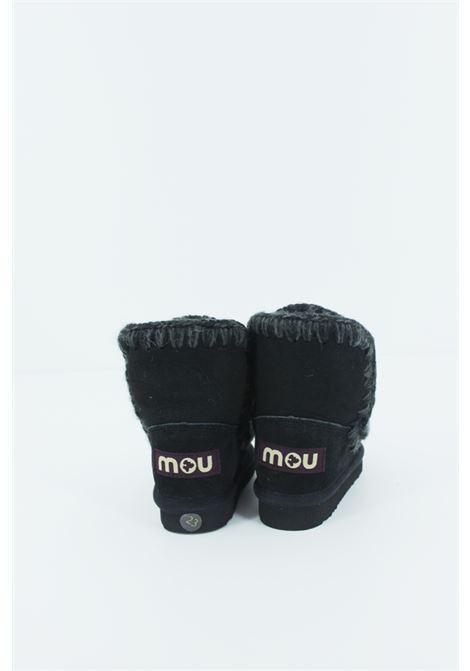 Eskimo Boot Mou MOu | Stivale | MOU1004NERA