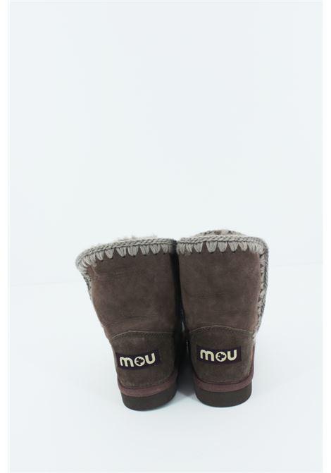 Eskimo Boot Mou MOu | Stivale | MOU1009TESTA DI MORO