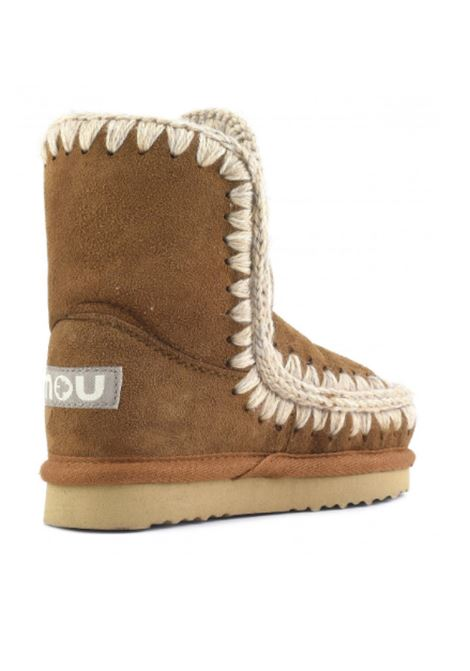 Eskimo Boot Mou MOu | Stivale | MOU1018COGNAC