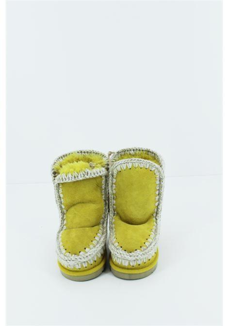 Eskimo Boot Mou MOu | Stivale | MOU1020GIALLA