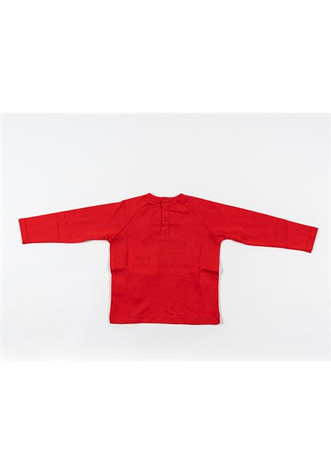 MSGM | t-shirt long sleeve | MSG101ROSSO
