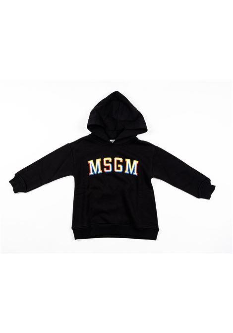 Felpa MSGM MSGM | Felpa | MSG114NERO
