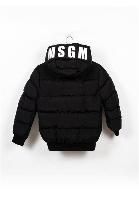 Giubbino MSGM MSGM | Giubbino | MSG153NERO