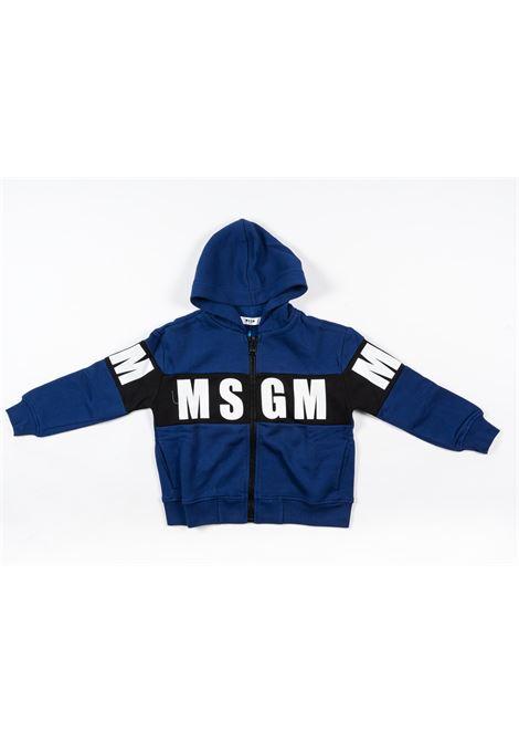 Felpa MSGM MSGM | Felpa | MSG72BLUETTE