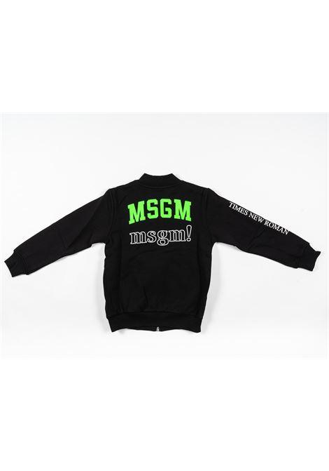 Felpa MSGM MSGM | Felpa | MSG77NERO