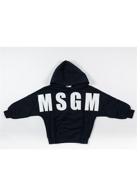 Felpa MSGM MSGM | Felpa | MSG79BLU