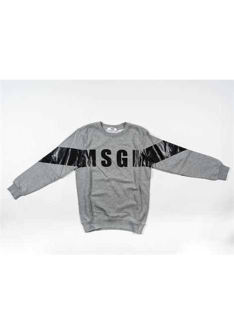 Felpa MSGM MSGM | Felpa | MSG80GRIGO