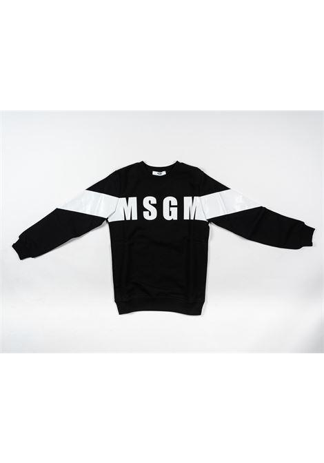Felpa MSGM MSGM | Felpa | MSG80NERO