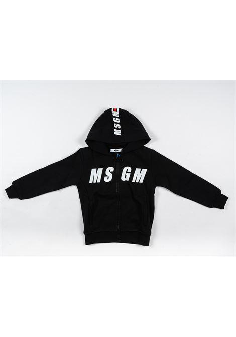 Felpa MSGM MSGM | Felpa | MSG84NERO