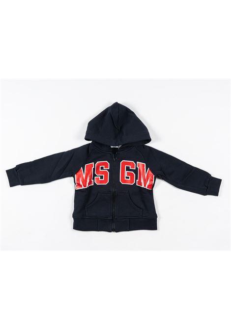 Felpa MSGM MSGM | Felpa | MSG88BLU