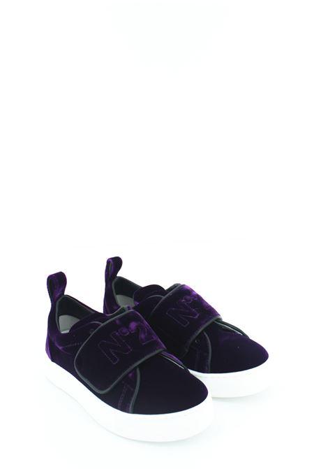 N 21 | Sneakers | SNEAK081VIOLA