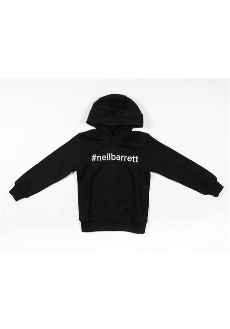 Felpa Neil Barrett NEIL BARRET | Felpa | NEI67NERO