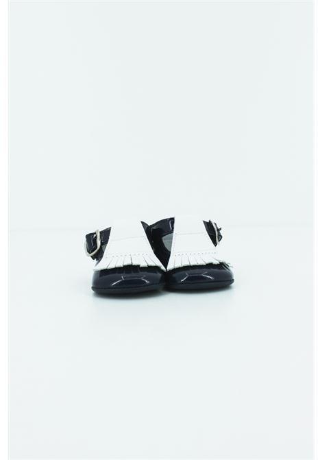 PANYNO | Shoe dancer | PANI025BLU-BIANCA